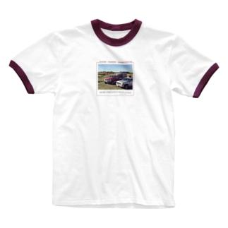 """Future Famers Organization""  Ringer T-shirts"