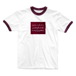 williams syndrome awareness! Ringer T-shirts