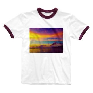 絶望と希望 Ringer T-shirts