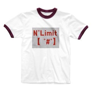 NOリミット!3 Ringer T-shirts