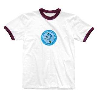 うなうな!うなキッズ!! Ringer T-shirts