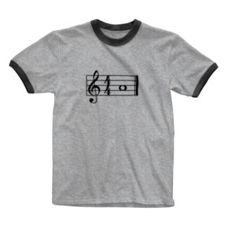 次のピアノの発表会で弾く曲 (短っ!) Ringer T-Shirt