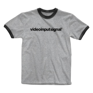 videoinputsignal Ringer T-shirts