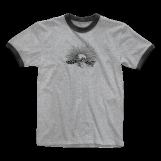 kettieのRISING Ringer T-shirts
