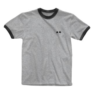 DESUYONEKO|Kyougaku(驚愕) Ringer T-shirts