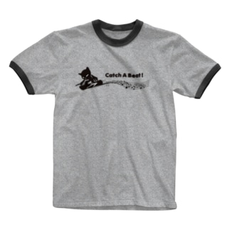 Catch A Beat! Ringer T-shirts