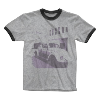 Carboo  Ringer T-shirts