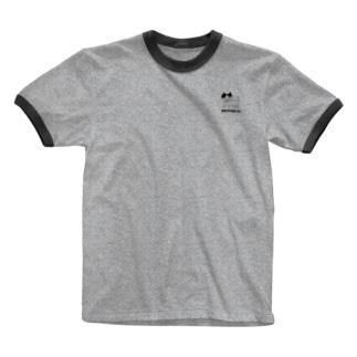 はっちゃん🌸 Ringer T-shirts