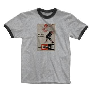 champion Ringer T-shirts