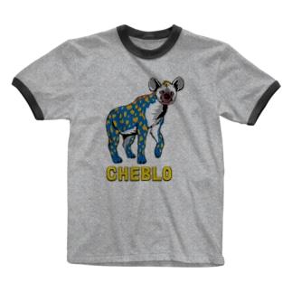 C.B.Hyena Ringer T-shirts
