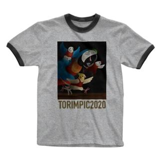 TORIMPIC2020 Ringer T-shirts