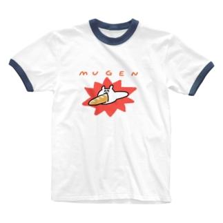 MUGEN Ringer T-shirts