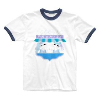 Promise Ringer T-shirts