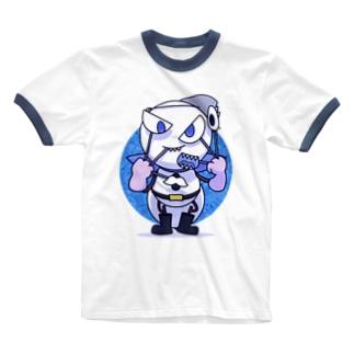 フォトプロップス! Ringer T-shirts