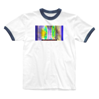 April Showers Bring May Flowers 2018夏 Ringer T-shirts