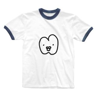 よしひでさん Ringer T-shirts