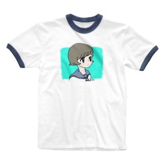 girl Ringer T-shirts