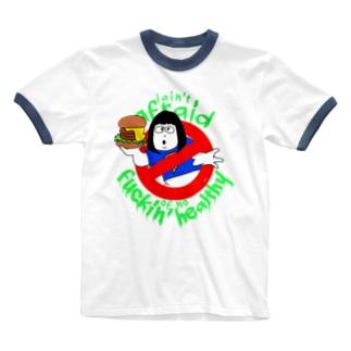 レストラン・オブ・ザ・デッド Ringer T-shirts