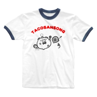 TACOSANSONG Ringer T-shirts