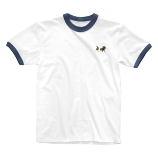 Hurry Up! Ringer T-shirts