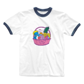 フルーツバスケットちゃん Ringer T-shirts