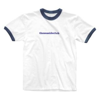 リンガーTシャツ Ringer T-shirts