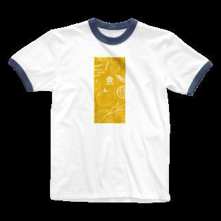 ORUBYの柚子やかな日々。 Ringer T-shirts