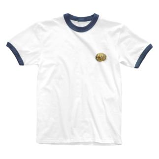 ラーメン二郎 Ringer T-shirts