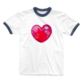 ラビリンス Ringer T-shirts