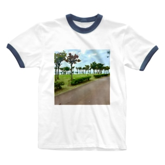 Southern country Tshirt Ringer T-shirts