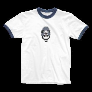 Nᴇɴɴᴇのラムちゃん メイドver. Ringer T-shirts