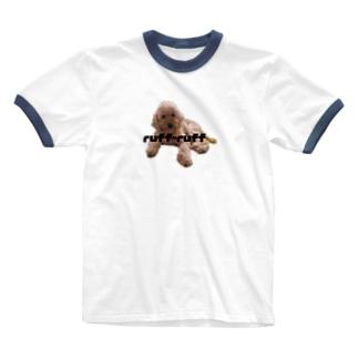 ruff-ruff  Ringer T-shirts