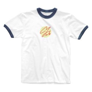ya.h Ringer T-shirts