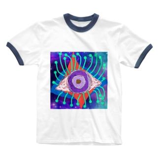 ジャンキーノ末路 Ringer T-shirts