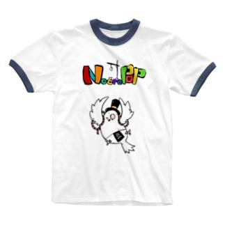 がんばれビリー Ringer T-shirts