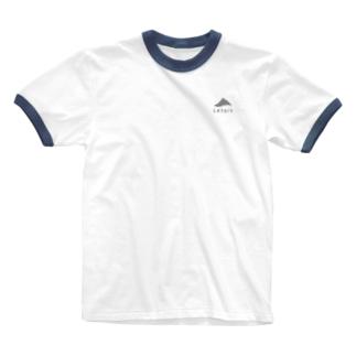株式会社ルトワの公式グッズ Ringer T-shirts