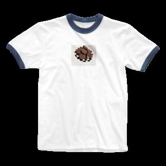 すかいぶるーのオレオ Ringer T-shirts