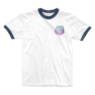 ウェブデザイン タイポグラフィ Ringer T-shirts