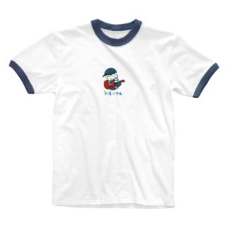 ネオソウルなTシャツ Ringer T-shirts