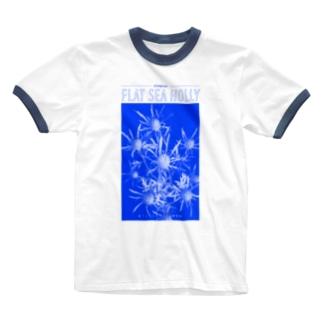 dispatch_Flower_♯03_秘密 Ringer T-shirts