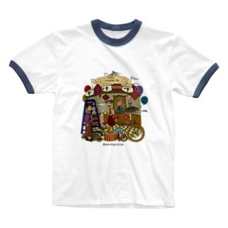 第一弾 Ringer T-shirts