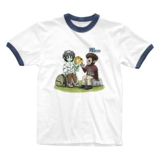 UMAフレンド (日本編) Ringer T-Shirt