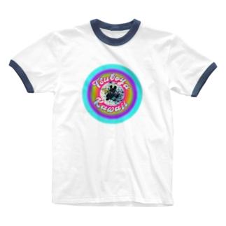 tsuboyakawaii Ringer T-shirts
