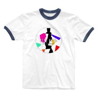 FLAVASTA EVOL  Ringer T-shirts