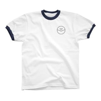 およげない リンガーTシャツ