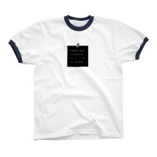 nemumi no kiwami リンガーTシャツ