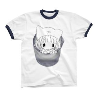 はじめまして Ringer T-shirts