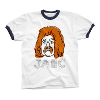 妄想海外ドラマ BARのジェイス Ringer T-shirts