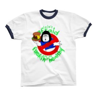 レストラン・オブ・ザ・デッド リンガーTシャツ