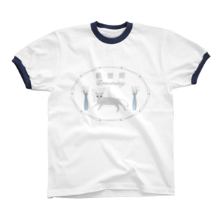 スーベニア・ドリーミン Ringer T-shirts